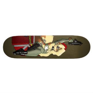 Enemy Care package Skate Deck