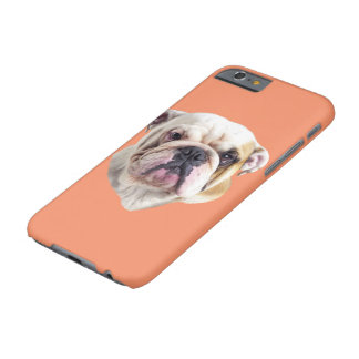 English Bulldog Barely There iPhone 6 Case