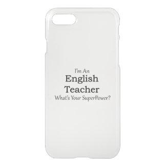 English Teacher iPhone 7 Case