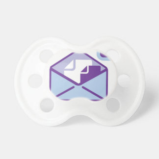 Envelope Icon vector Pacifiers