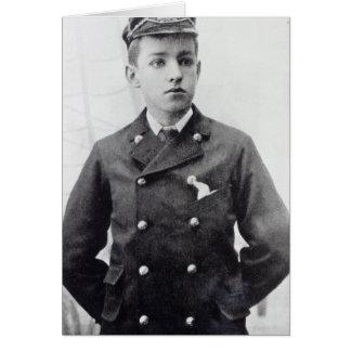 Ernest Shackleton Greeting Card