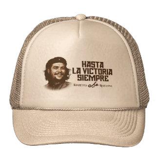 Ernesto Che Guevara Smile Cap