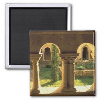 EU, France, Provence, Ganagobie Abbey, Square Magnet