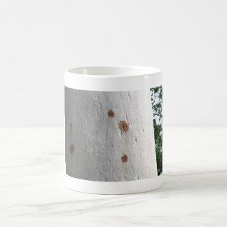 Eucalyptus Tree Basic White Mug