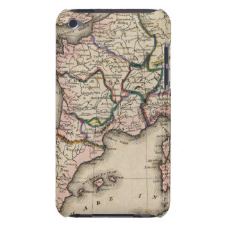 Europe Atlas Map iPod Touch Covers