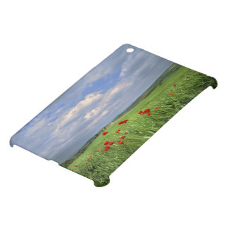 Europe, Tuscany, Poggiolo. Red poppies sway Case For The iPad Mini