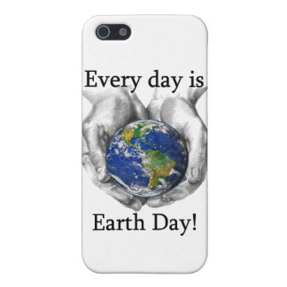 Every day is Earth Day Case For iPhone 5/5S