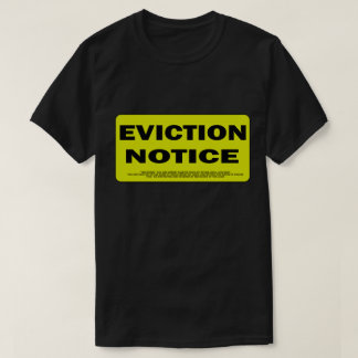 eviction notice for the enemy t tees