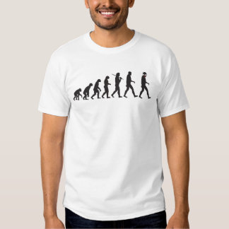 Evolution - Aliens Shirt