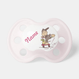 Ewe Slides to you Pacifiers