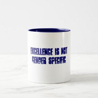 Excellence Two-Tone Mug