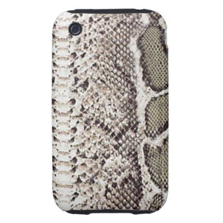 Exotic Snake Skin iPhone 3G/3GS Mate Tough 3 iPhone 3 Tough Cover