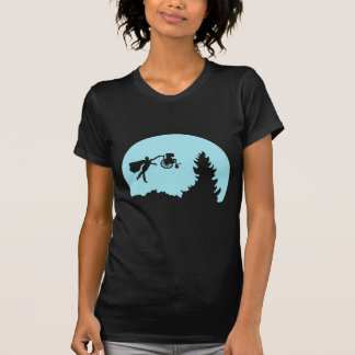 Extraterrestrial Ladies T Shirts