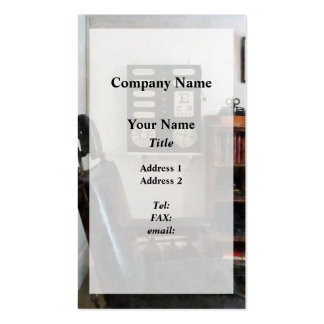 Eye Doctor's Office With Eye Chart Pack Of Standard Business Cards