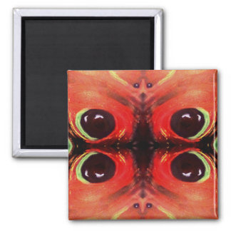 Eyes of the Universe #  8 Square Magnet