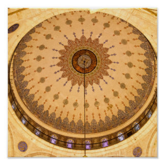 Eyüp Sultan Mosque Poster