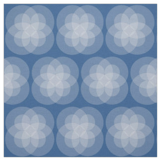 Fabric - Intersecting Circles Staggered