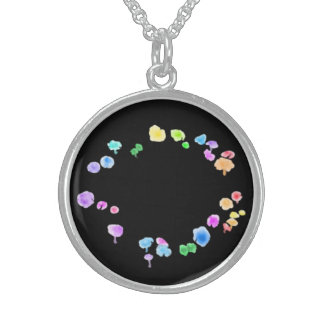 Fairy Ring Necklace