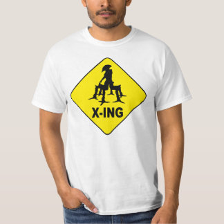 Falling Skies Skitter Crossing T-Shirt