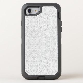 Falln White Lace OtterBox Defender iPhone 7 Case