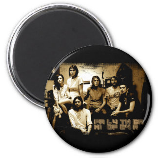 Family of the Year 6 Cm Round Magnet