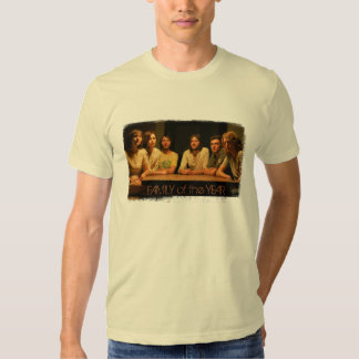 Family of the Year group tee