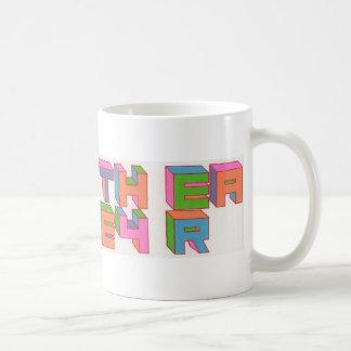 Family of the Year logo mug