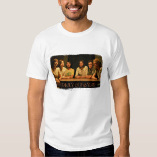Family of the Year Logo T-shirts