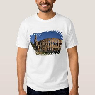 Famous Colosseum in Rome Italy Landmark 2 T Shirt