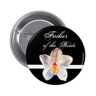 Father Of The Bride  Wedding ID Badge