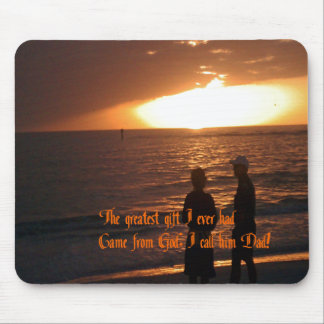 Father's Day Mouse Pad