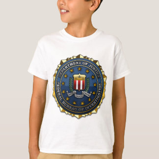 Federal Bureau of Investigation Shirt