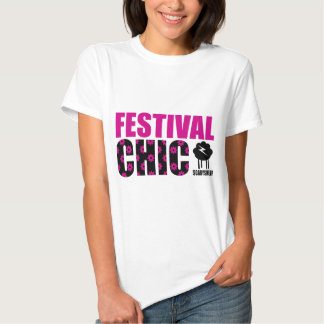 Festival Chic Tee Shirts