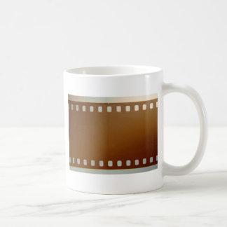 Film roll color basic white mug