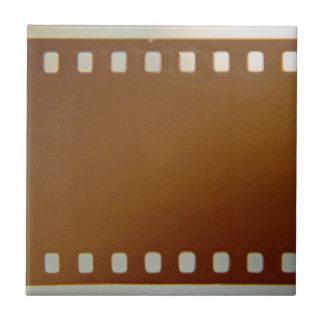 Film roll color small square tile