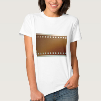 Film roll color t shirts