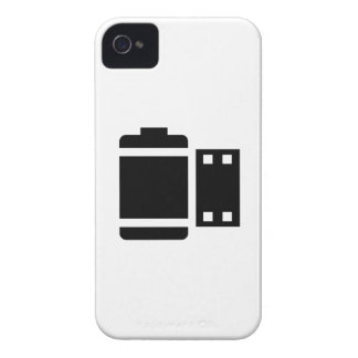 Film Roll Pictogram iPhone 4 Case