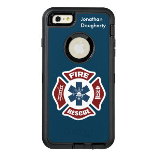 Fire and Rescue OtterBox iPhone 6/6s Plus Case