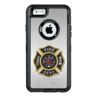 Fire Department Badge Deluxe OtterBox iPhone 6/6s Case