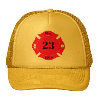Fire Department Hat
