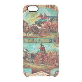 Fire Extinguisher MFG Co. Clear iPhone 6/6S Case
