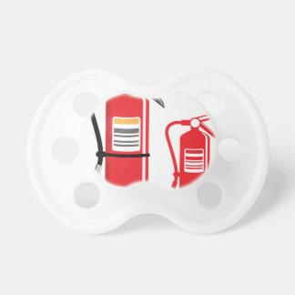 Fire extinguisher Vector Pacifiers