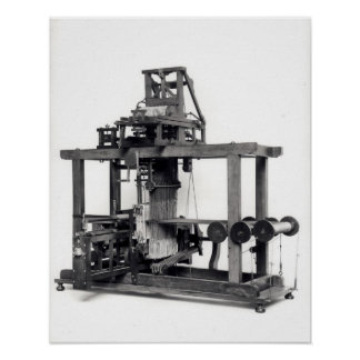 First fully automated loom poster