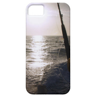 Fishing at Sunset iPhone5 case