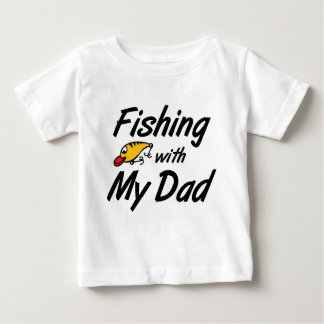 Fishing With My Dad Tee Shirt