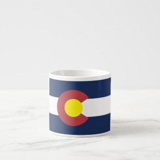 Flag of Colorado Espresso Mug
