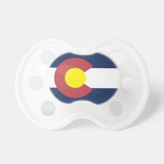 Flag of Colorado Pacifier