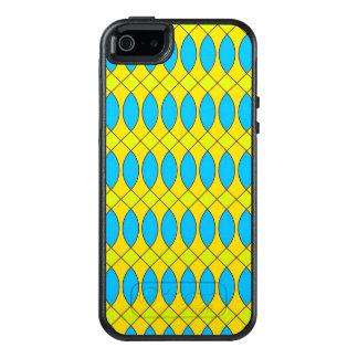 flashy retro pattern OtterBox iPhone 5/5s/SE case