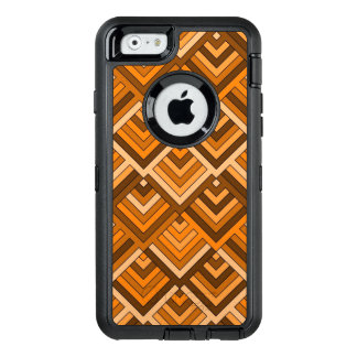 flashy retro pattern OtterBox iPhone 6/6s case