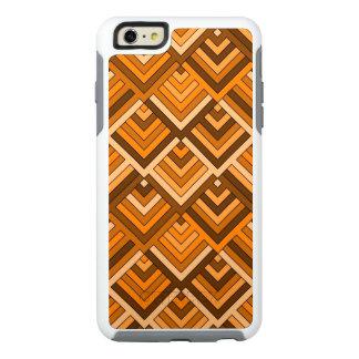 flashy retro pattern OtterBox iPhone 6/6s plus case